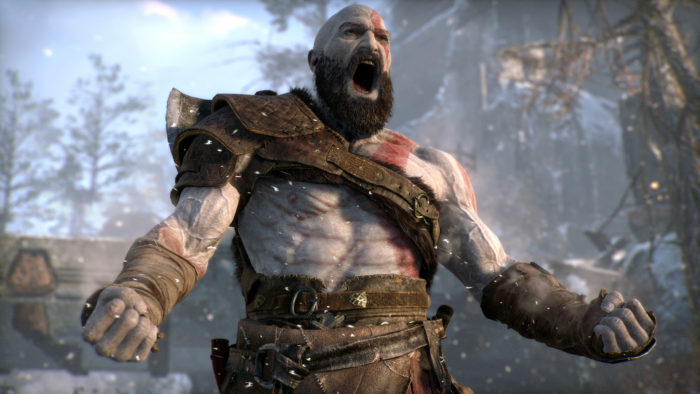 God Of War Concept Art You Could Even Use As Wallpapers