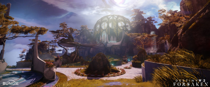 Destiny Concept Art That Is Just Mesmerizing