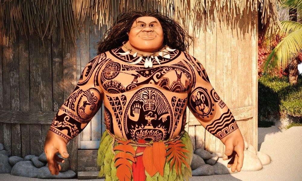 бог мауи в искусстве полинезии фото эпохи или моды