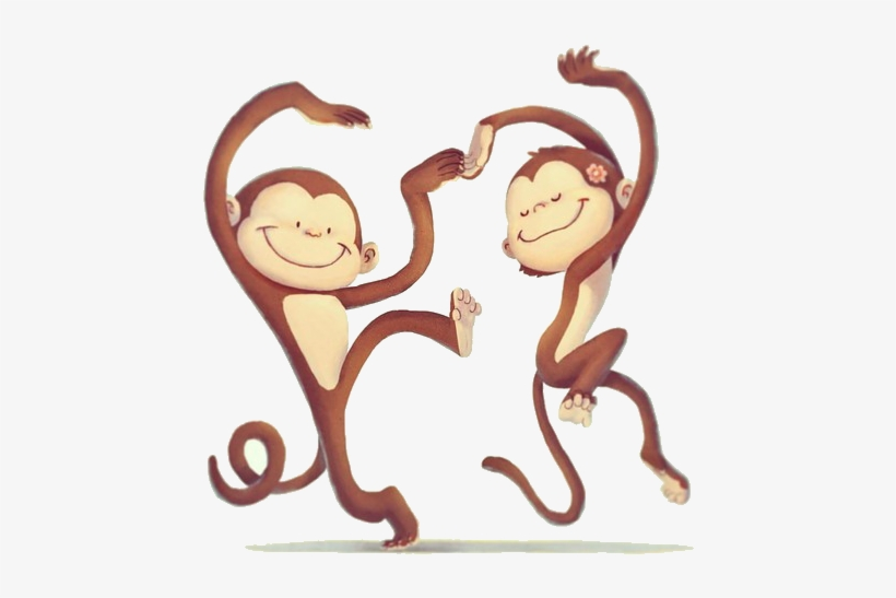 How to draw a monkey with these easy step by step tutorials