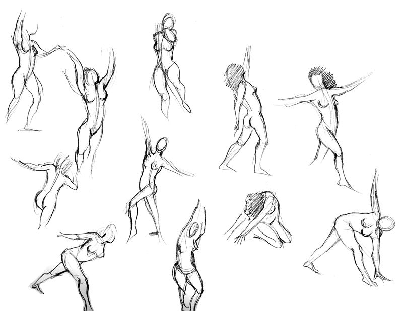 Drawing Pose Reference Sites Library Where You Can Inspire From