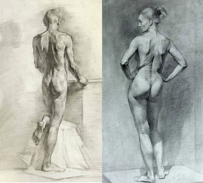 How-to-get-the-most-out-of-a-life-drawing-class-7 How to draw poses better (male and female poses for beginners)