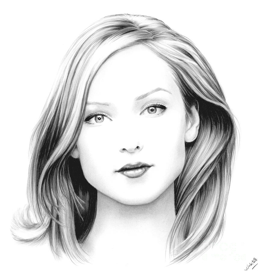 How To Draw Portraits With Step By Step Realistic Drawing Tutorials