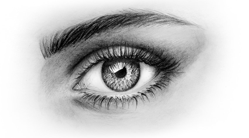 How to draw eyebrows with these tutorials for beginner artists
