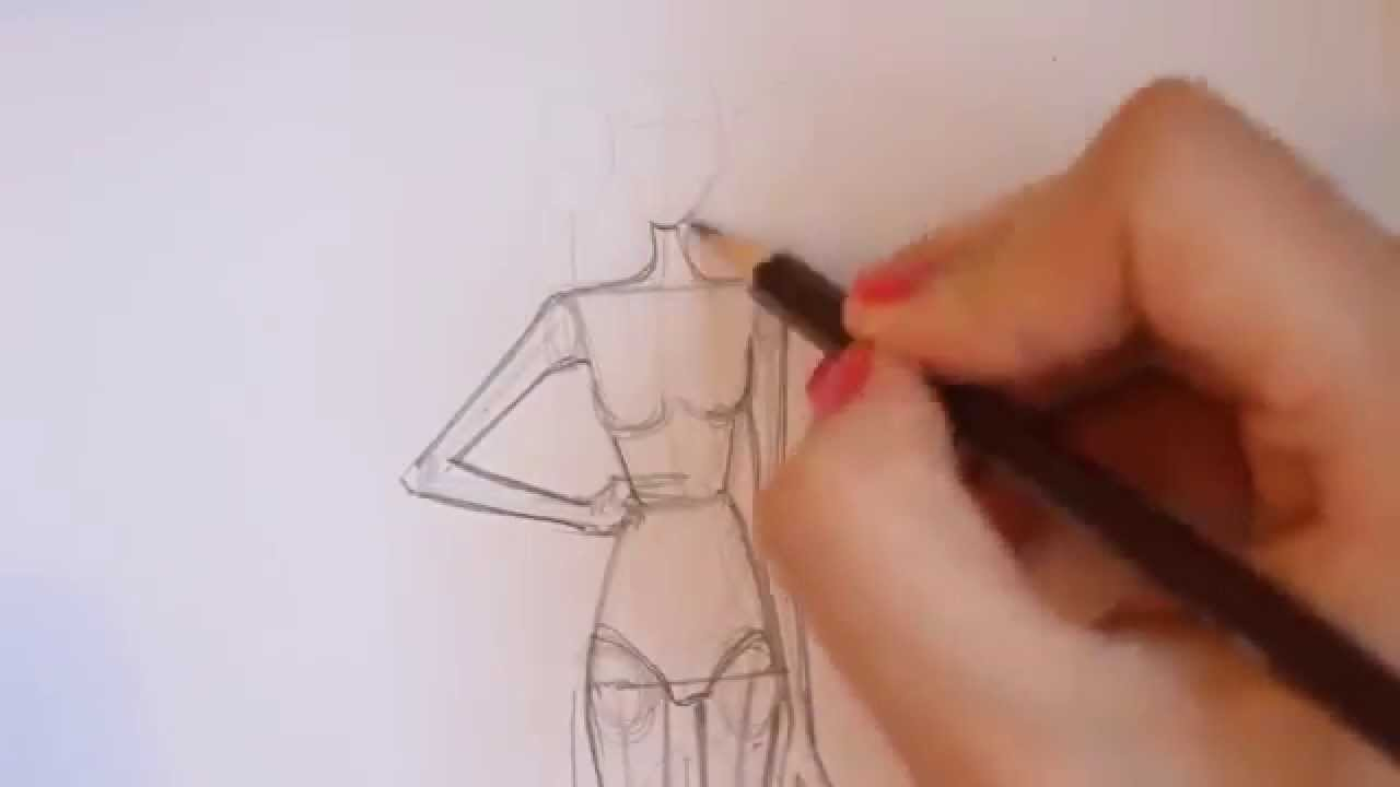 How To Draw Clothes On A Person Tutorials For Beginners