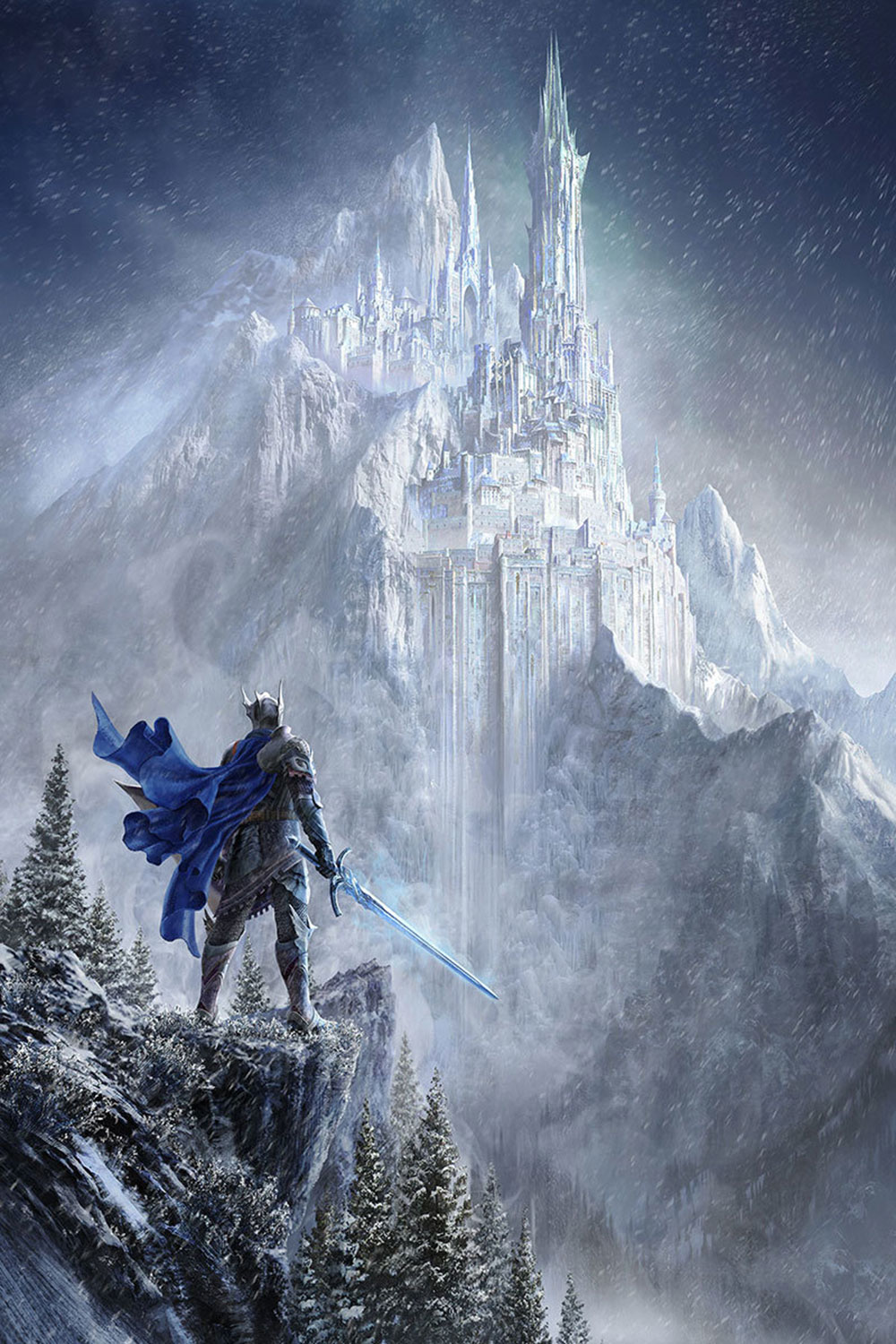 fantasy castles 60 castle art paintings that you should see