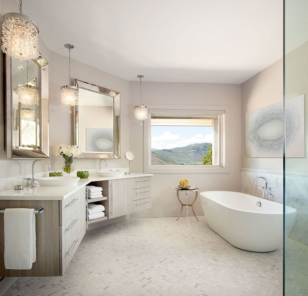 Bathroom interior design ideas to check out 85 pictures for Designer bath