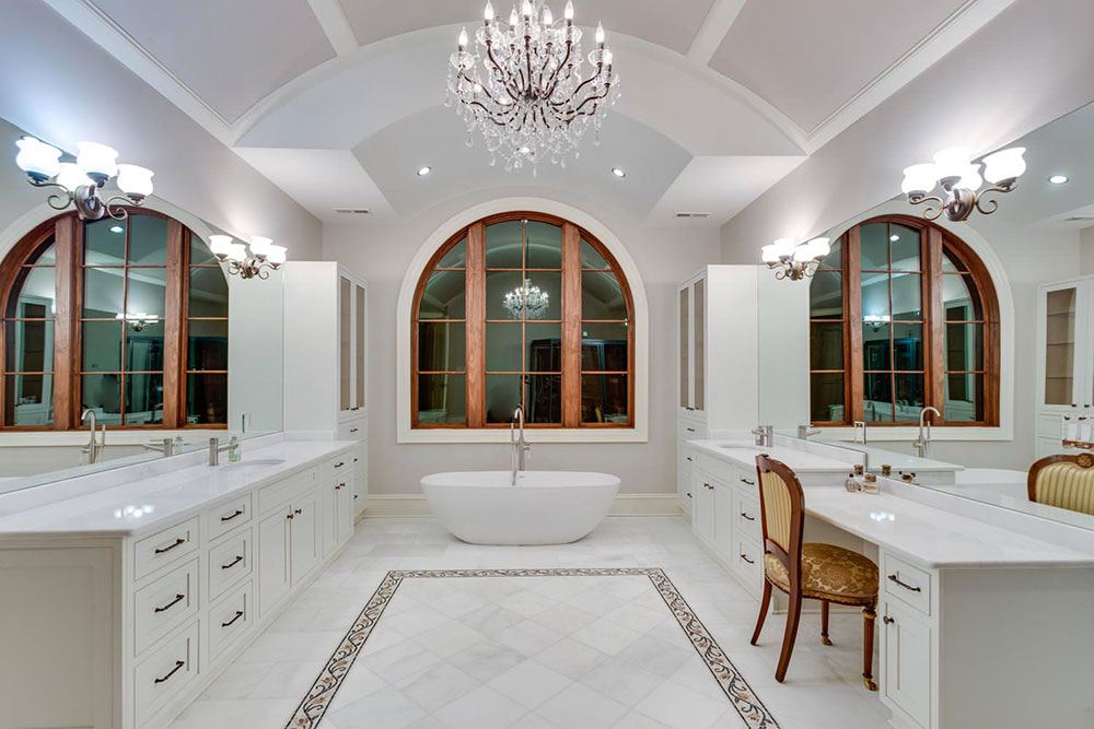 Tips For Spa Bathroom Design Ideas9