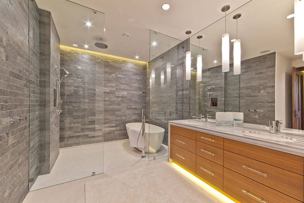 Bathroom interior design ideas to check out 85 pictures for Wet room design ideas pictures