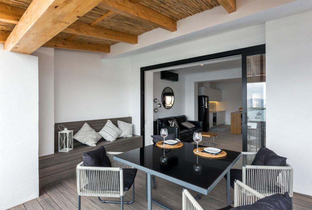 Apartamento MD Port Pollenca By ISLABAU Constructora Modern Furniture Design