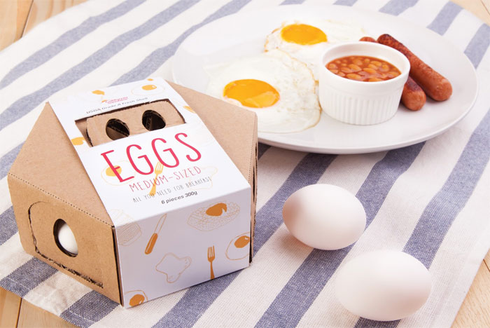The-Brekafast-Game-1 Intelligently Made Food Packaging Ideas (100+ Examples)