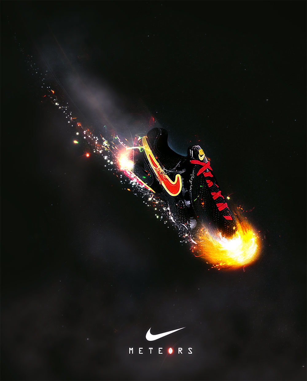 Nike Print Magazine Ads That Boosted The Brand's Popularity