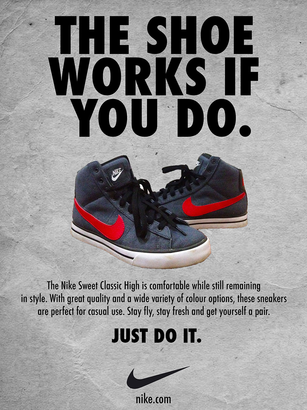 nike print magazine ads that boosted the brand s popularity
