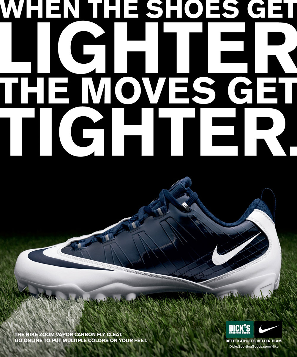 S Soccer Shoes