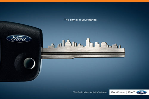 Car Ads 70 Creative And Clever Print Advertisements The Best Images