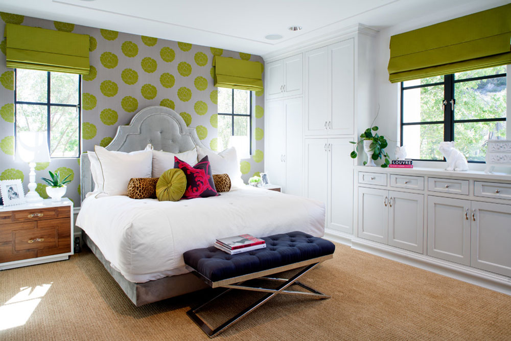 how to decorate a bedroom (50 design ideas)
