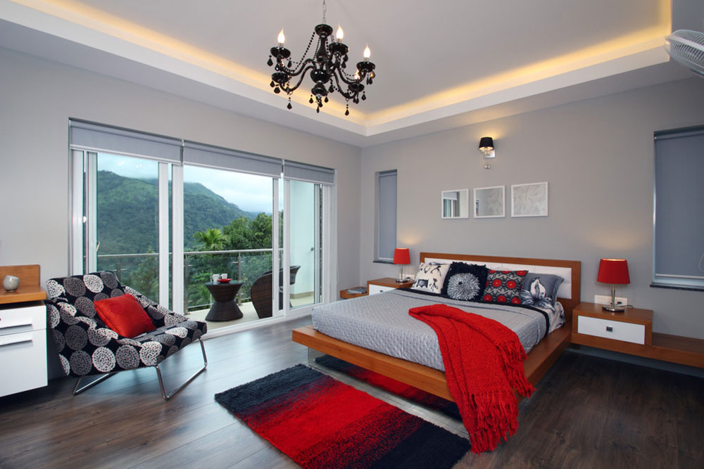 gray and red bedroom. newlyweds-bedroom-design-ideas-meant-to-help-the- gray and red bedroom s