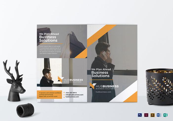 brochure design inspiration 64 modern brochure examples