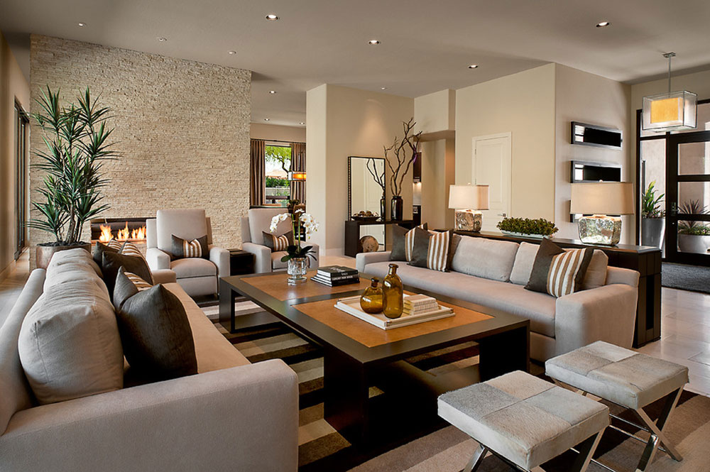 Lovely Modern Drawing Room Interior Designs Part - 9: Living-Room-Focal-Points-To-Look-Stylish-And-
