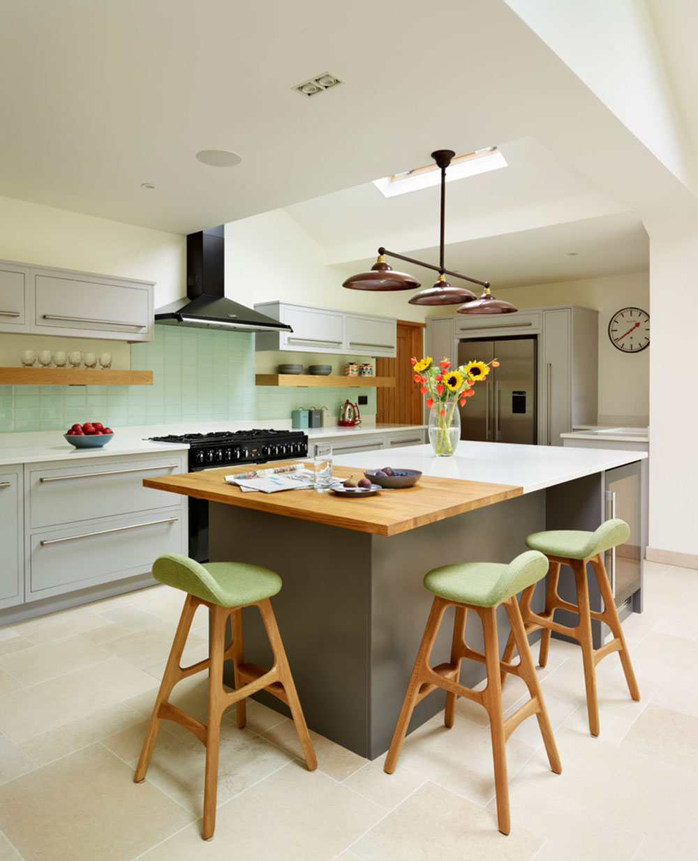 Kitchen Island Freestanding Stools