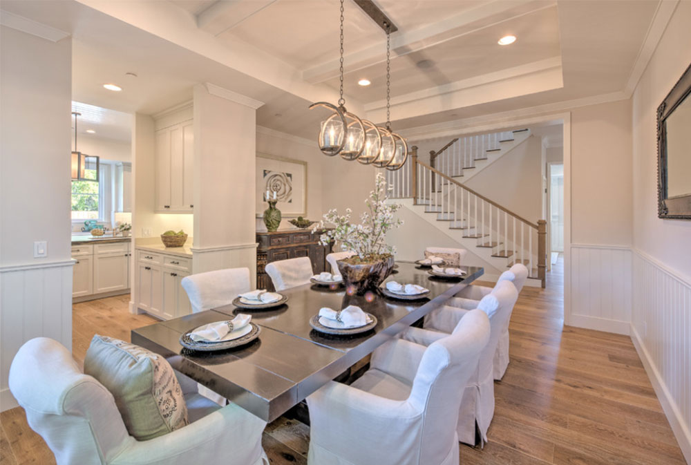 Residence by redsetter building development dining room