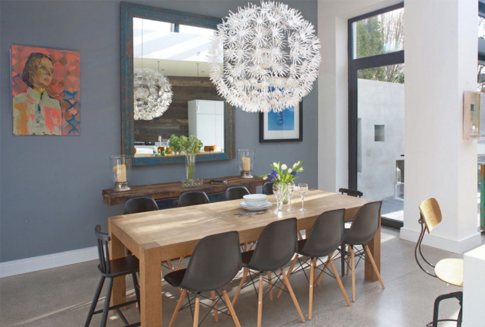 Dining room ideas tables chairs and decor 53 pictures for Table design ux