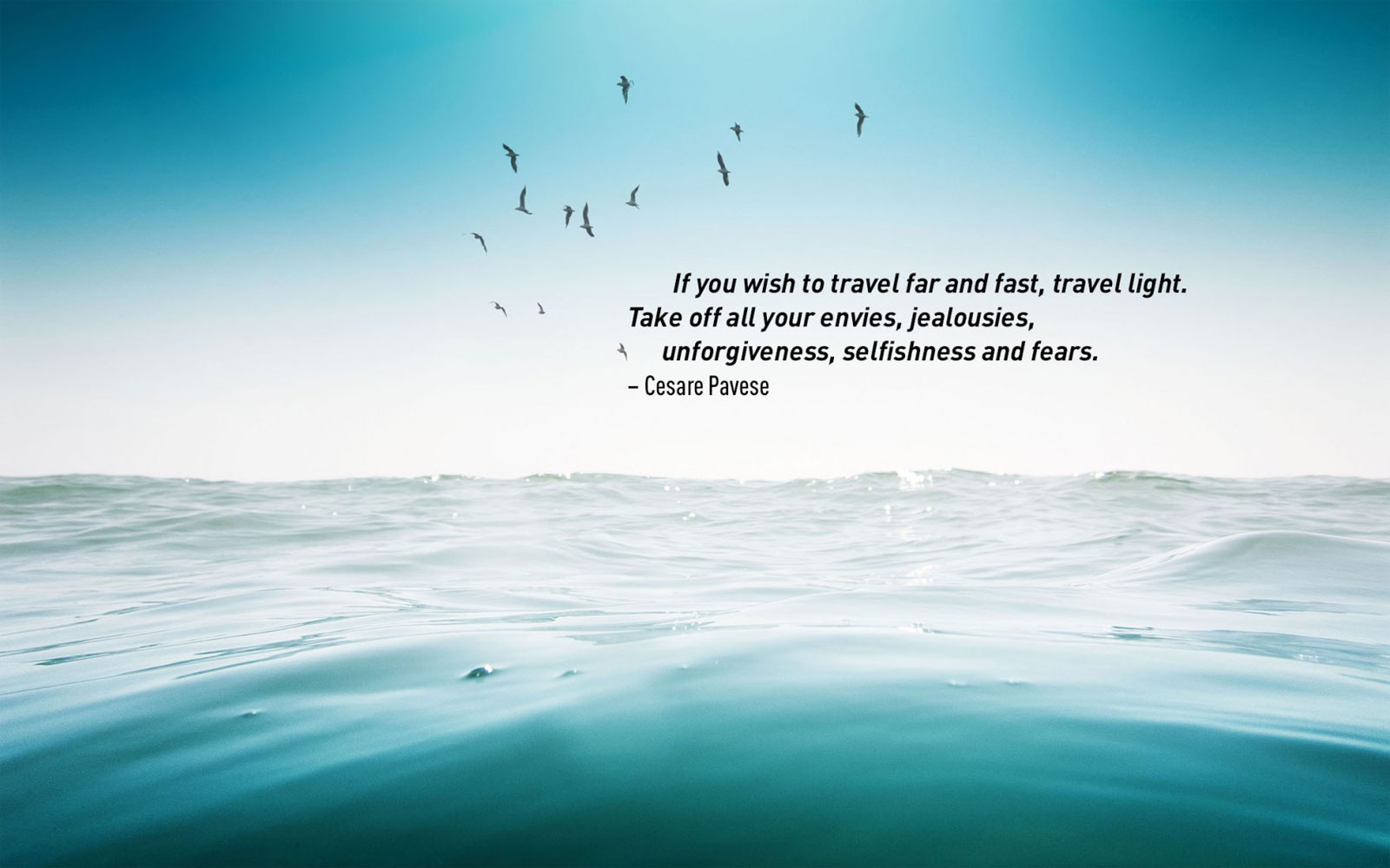 Travel Quote Of The Week: 115 Best Motivational Wallpaper Examples With Inspiring Quotes
