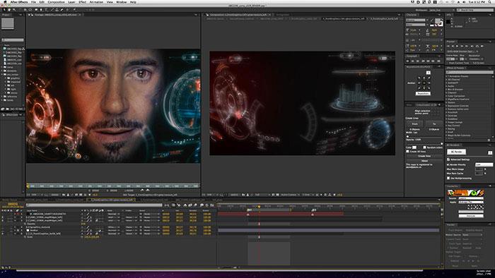 Adobe after effects как сделать мультик