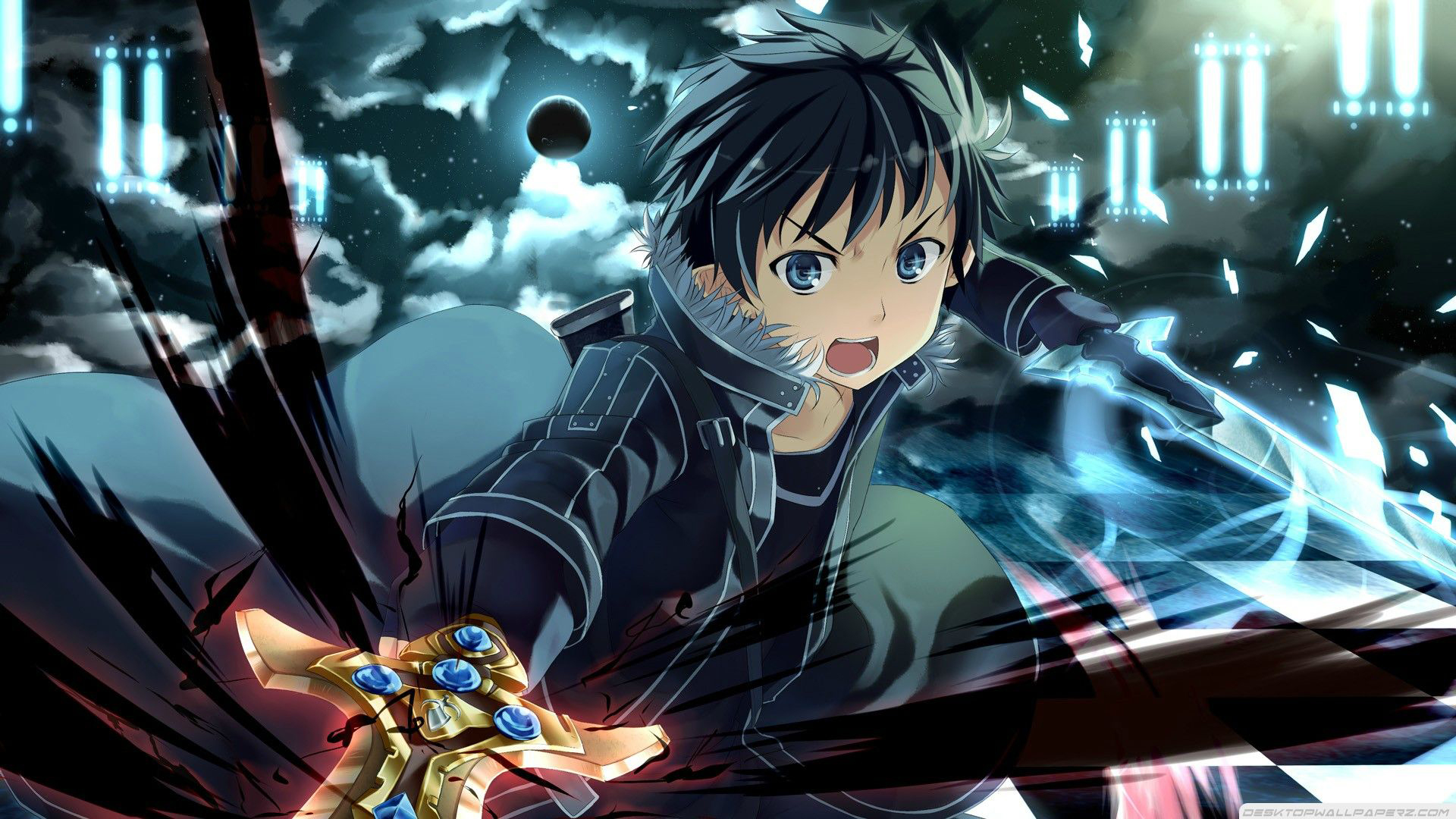 152 anime wallpaper examples for your desktop background - Anime backdrop wallpaper ...