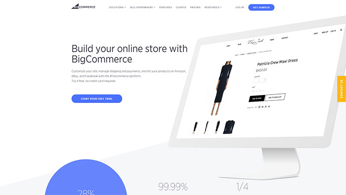 bigcommerce Cool Website Designs: 48 Great Website Design Examples