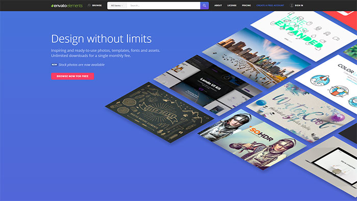 elements.envato.com_ Cool Website Designs: 48 Great Website Design Examples