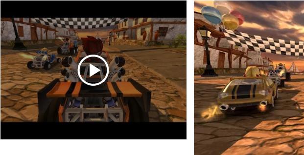 beach buggy racing как играть по блютузу