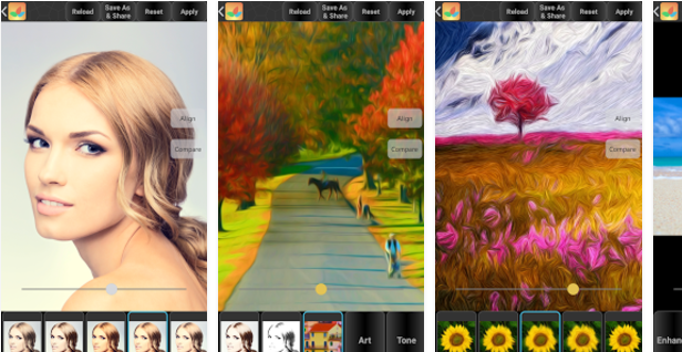 Bonfire-Photo-Editor-Pro Best Android photo editor apps to modify your photos with
