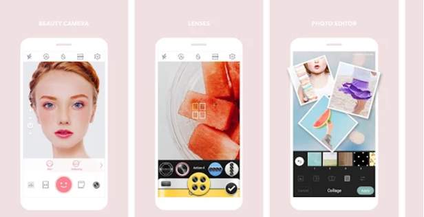 Cymera Best Android photo editor apps to modify your photos with