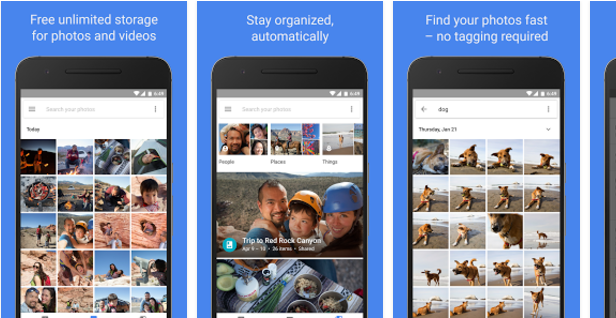 Google-Photos Best Android photo editor apps to modify your photos with