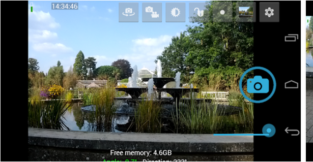 Open-Camera Best Android photo editor apps to modify your photos with