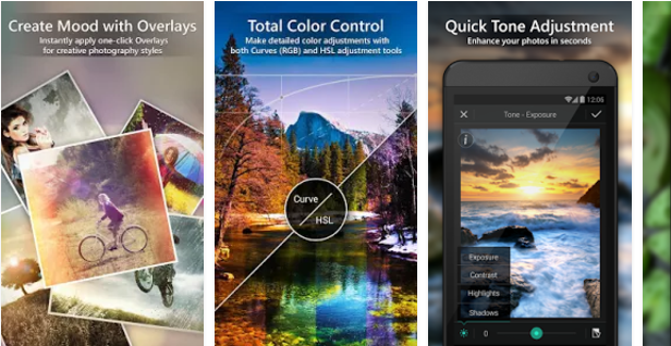 Photo-Director Best Android photo editor apps to modify your photos with
