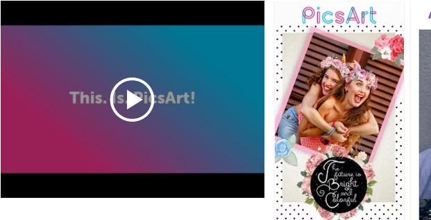 PicsArt-Photo-Studio Best Android photo editor apps to modify your photos with