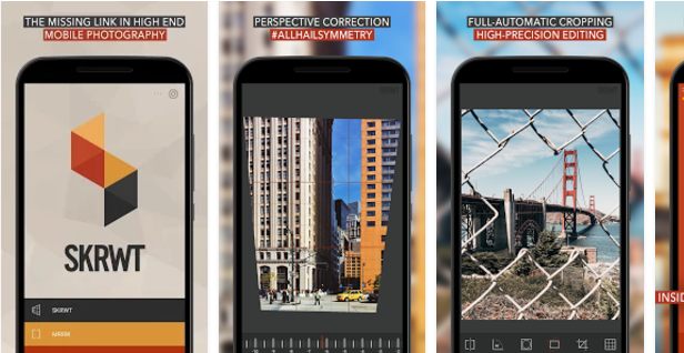 SKWRT Best Android photo editor apps to modify your photos with