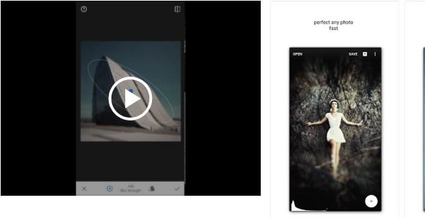 Snapseed Best Android photo editor apps to modify your photos with