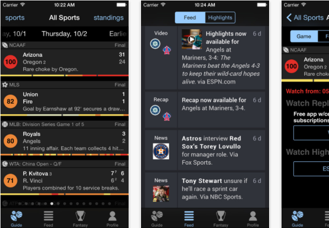 Best Sports Wallpaper App Iphone: Best Sports Apps For IPhone To Read News About Your