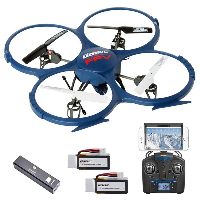 UDI U818A WiFi FPV Drone Wi The Best Drones With Camera