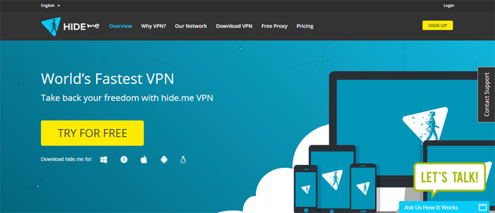 Worlds- Top free VPN software and services you should start using