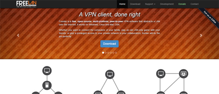 freelan.org_ Top free VPN software and services you should start using