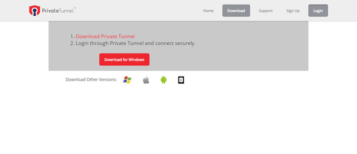 privatetunnel Top free VPN software and services you should start using