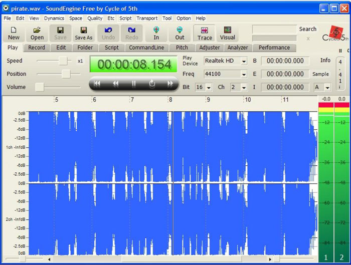 soundengine-free-002-1 Audio editing software: The best free and premium options