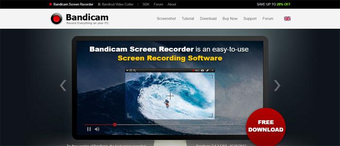 free record screen