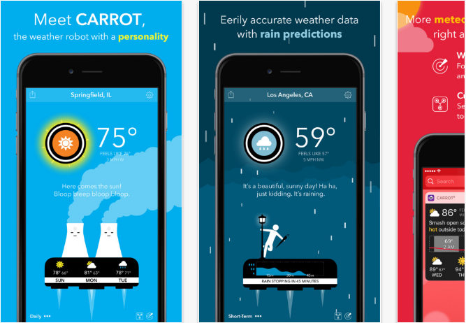 Carrot dating iphone app