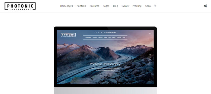 Photonic Architecture WordPress Themes To Design An Architect's Website