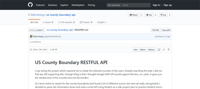 Us County Boundary Maps Apis To Use In Your Projects